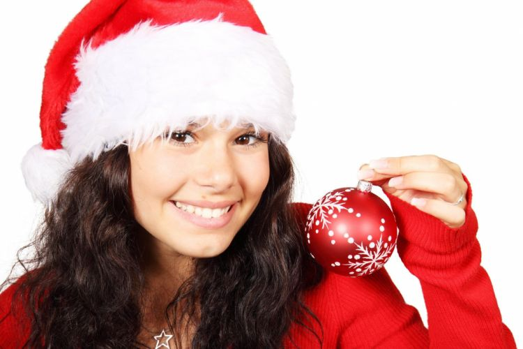 Adult Bauble Celebration Christmas Claus wallpaper