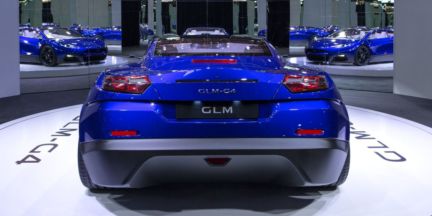 GLM-g4 cars supercars 2016 wallpaper