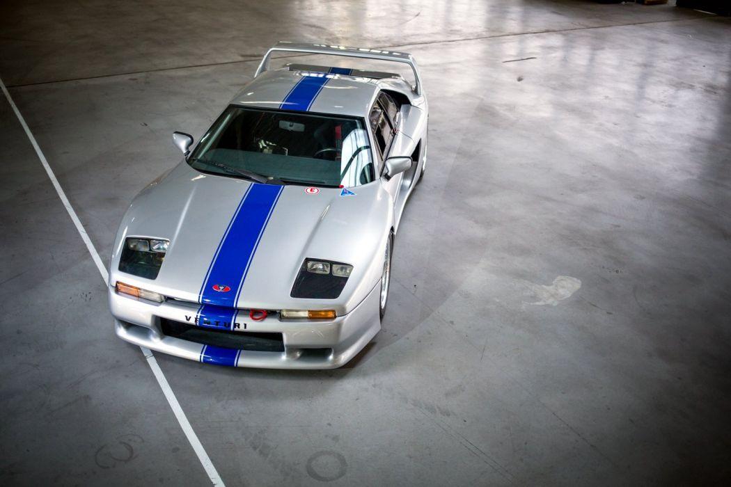 Venturi 400 Trophy cars 1992 wallpaper