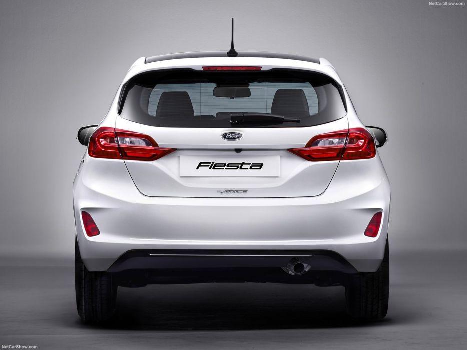 Ford Fiesta cars 2017 wallpaper