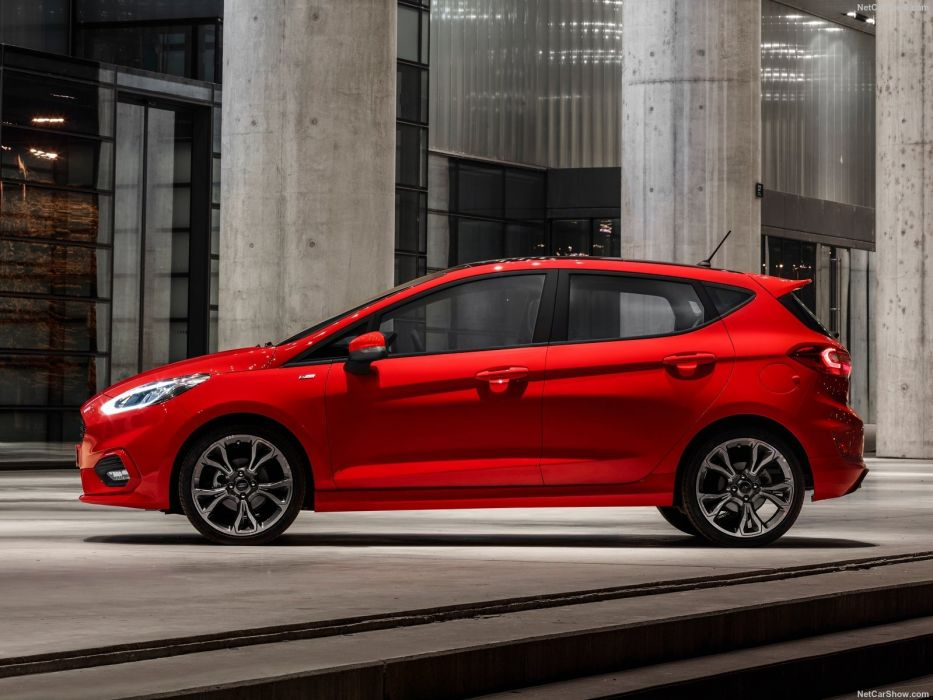 Ford Fiesta cars 2017 wallpaper