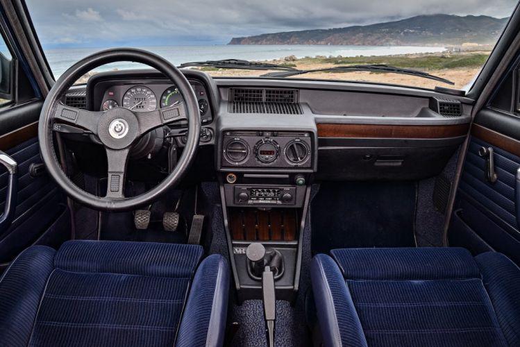 BMW M535i cars sedan (E12) 1980 wallpaper