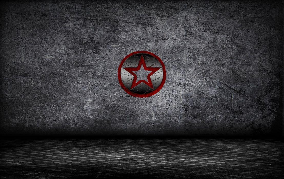 Red Star wallpaper