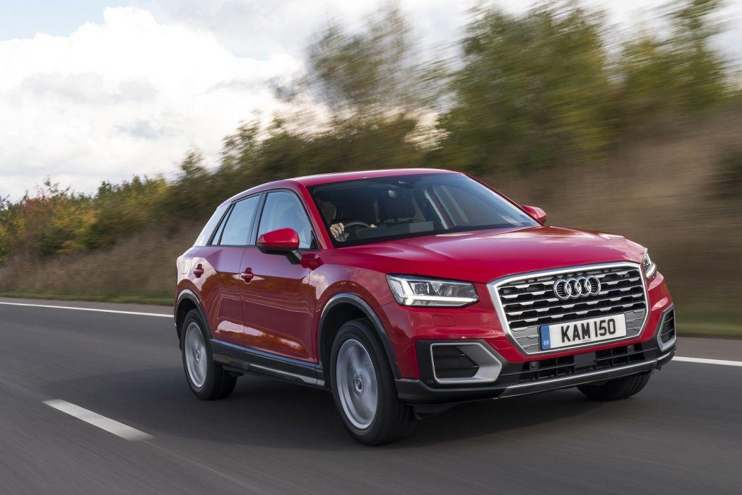Audi (Q) TFSI sport UK-spec cars suv red 2016 wallpaper