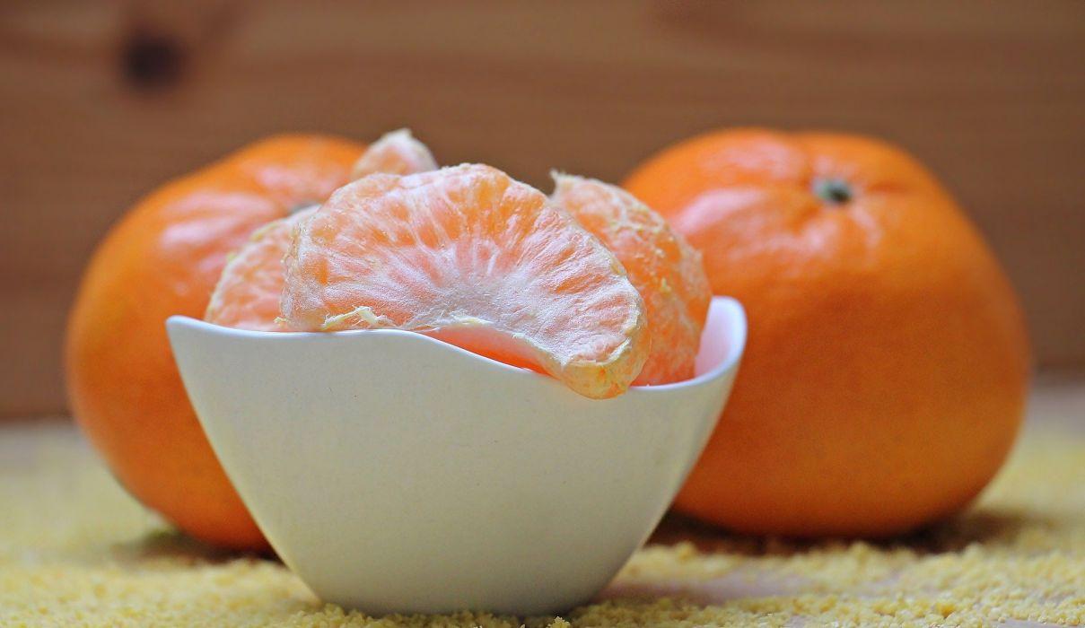 Tangerines Citrus Fruit Clementines Citrus Fruit orange wallpaper