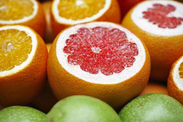 Orange Apple Fruit Health Nourishment Diet wallpaper