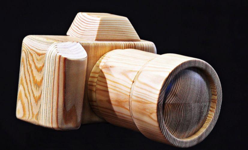 Wood Camera Wood wallpaper
