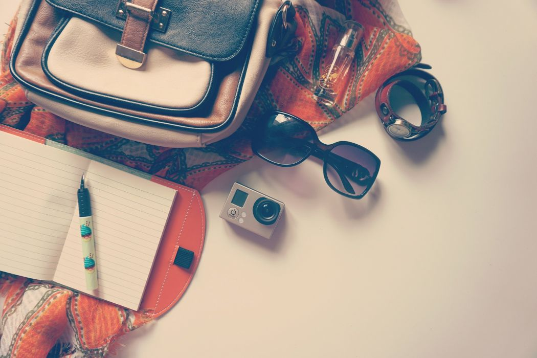 Fashion Glasses Go Pro Female Attractive Young style wallpaper