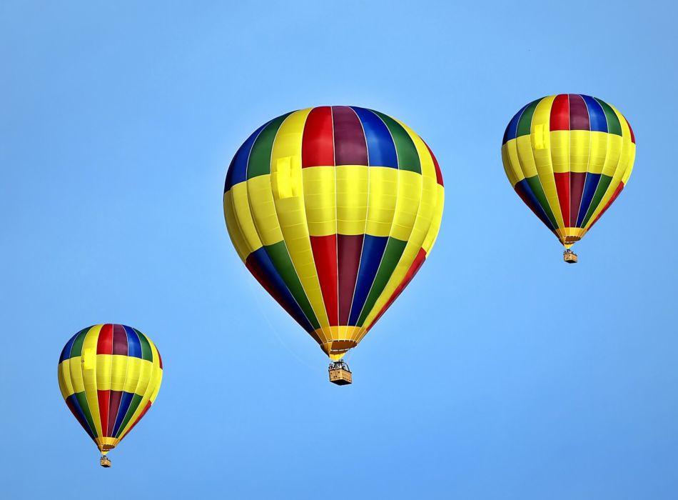 Technology Nature Live balloon wallpaper