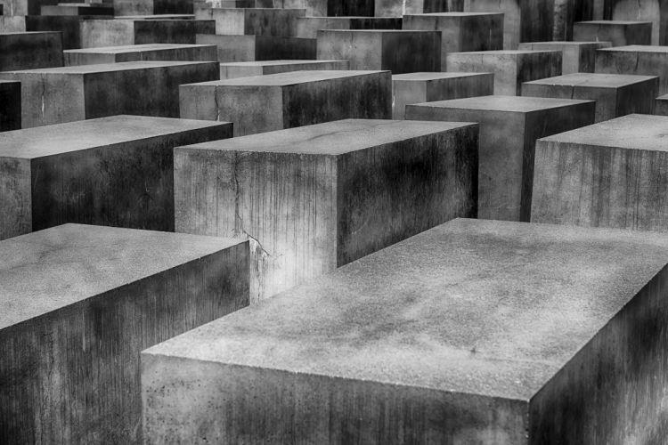 Holocaust Memorial Berlin Holocaust Memorial Stelae statue wallpaper