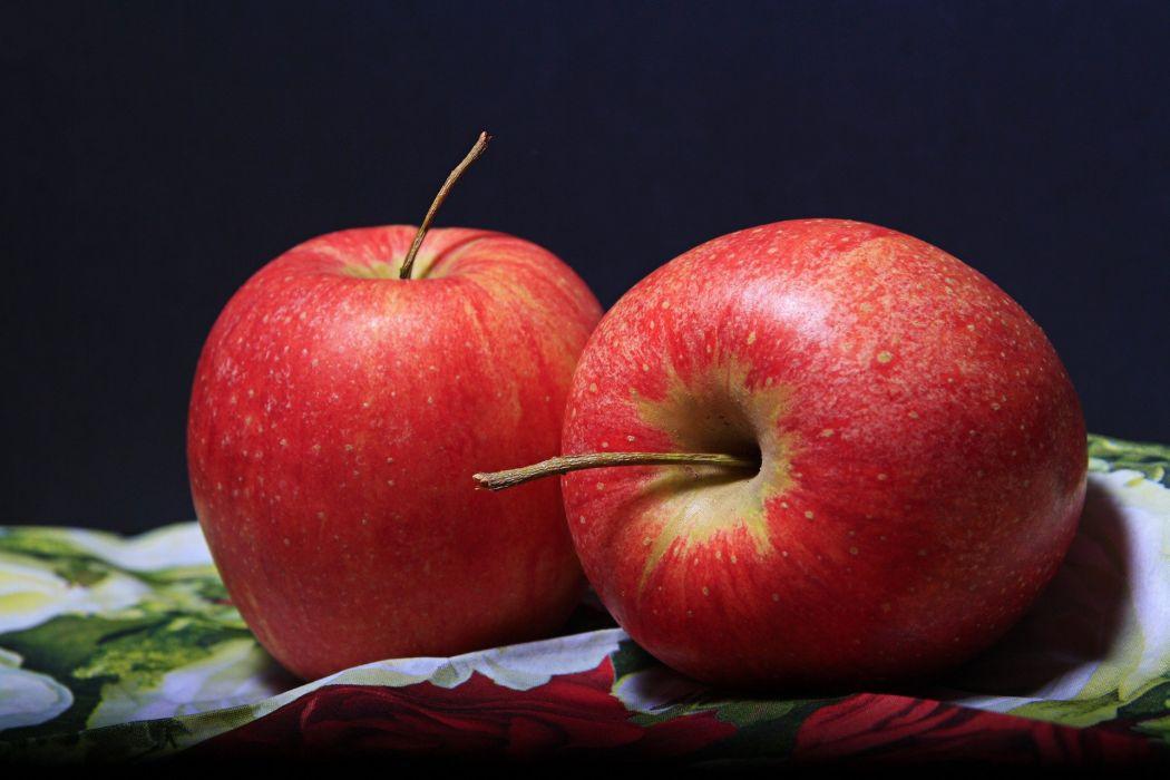 Apple Red Fruit wallpaper