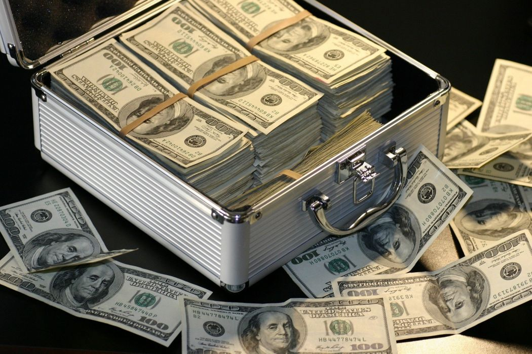 Money Dollars Success Business Finance Cash wallpaper