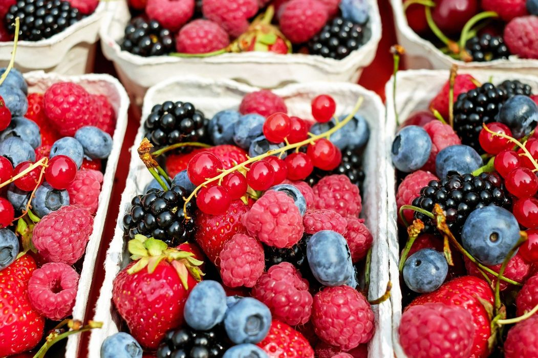 Berries Fruit berry wallpaper
