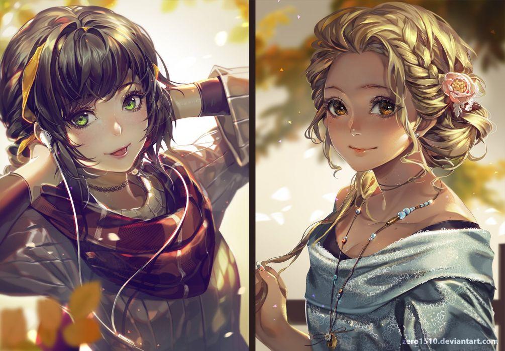 girls original zero1510 wallpaper