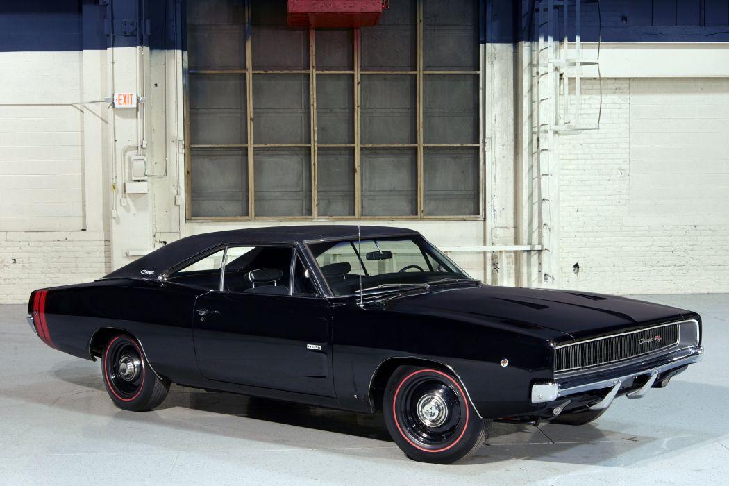 T 426 Hemi cars muscles black wallpaper