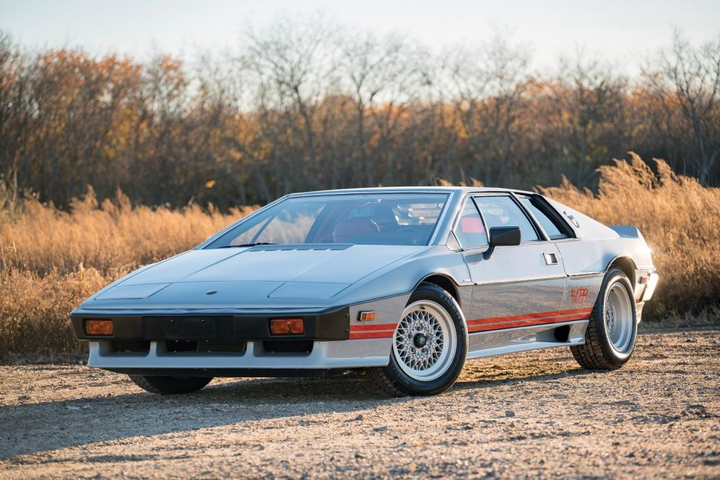 Lotus Turbo Esprit cars coupe 1983  wallpaper