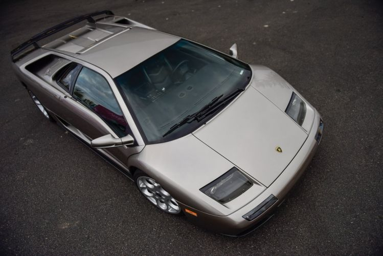 Lamborghini Diablo (VT) cars 2000 wallpaper