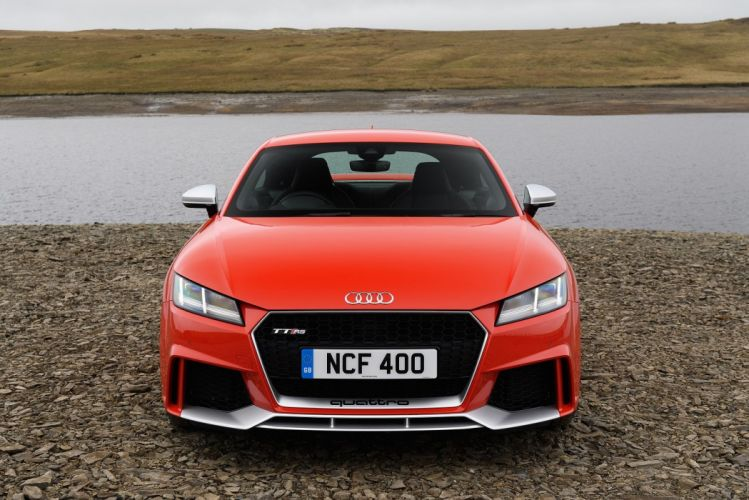 Audi TTRS Coupe UK-spec (8S) cars 2016 wallpaper