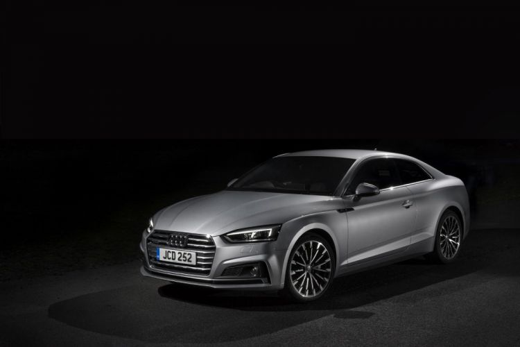 Audi (A5) Coupe TFSI quattro UK-spec cars 2016 wallpaper