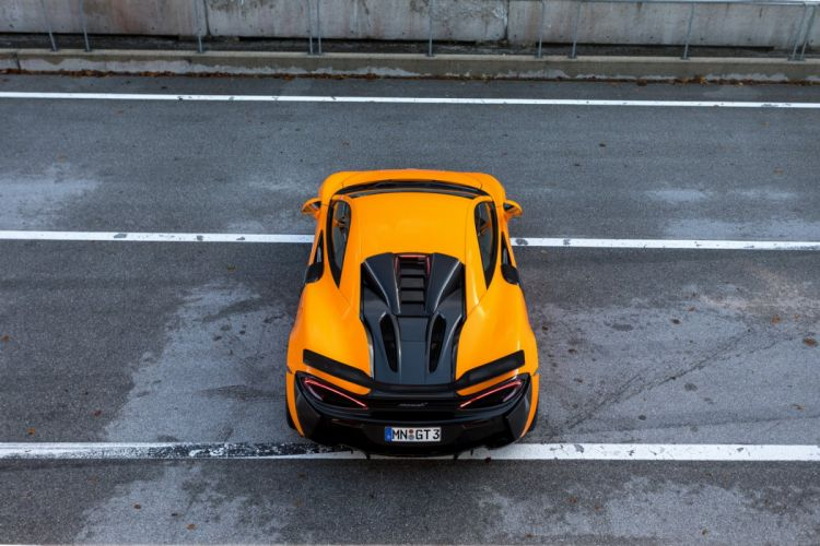Novitec McLaren 570S cars coupe modified wallpaper