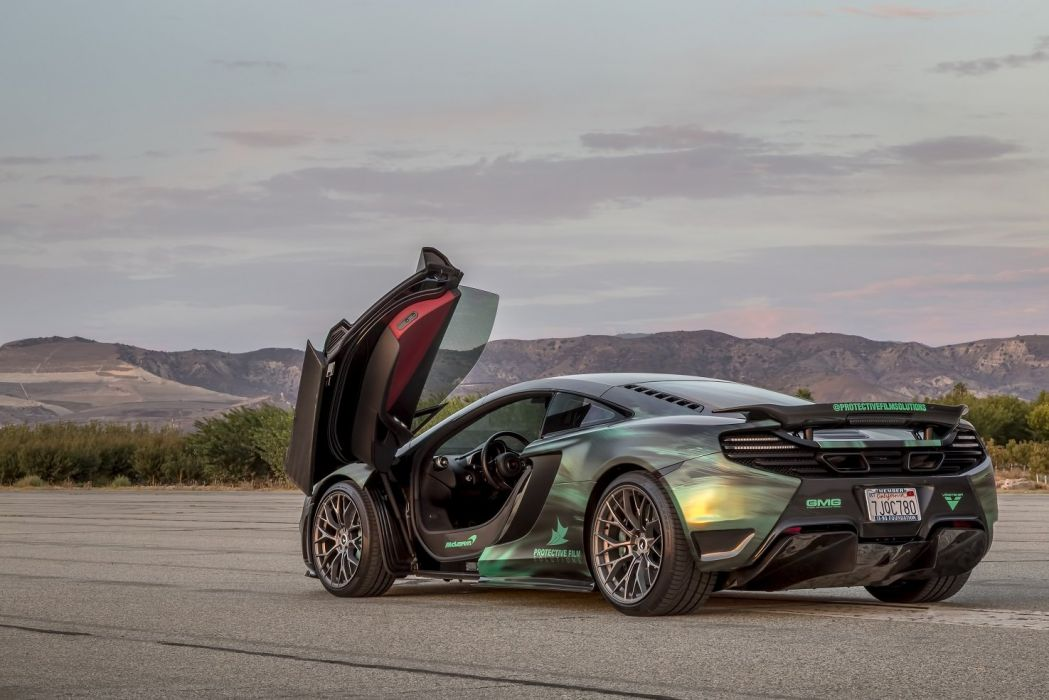 Vorsteiner McLaren MP4-VX cars modified 2013 wallpaper