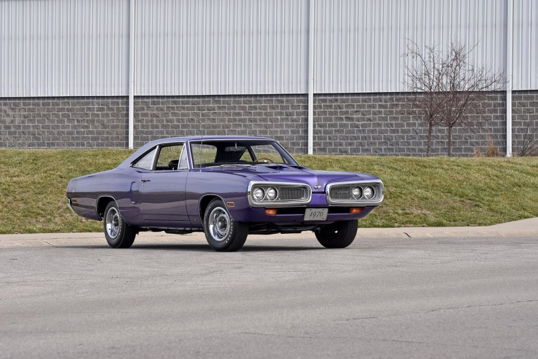 1970 Dodge Coronet Super Bee Coupe cars muscles wallpaper