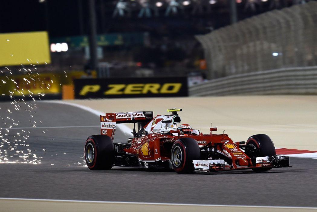 sebastian vettel Ferrari SF16-H formula one 2016 scuderia team cars racecars wallpaper