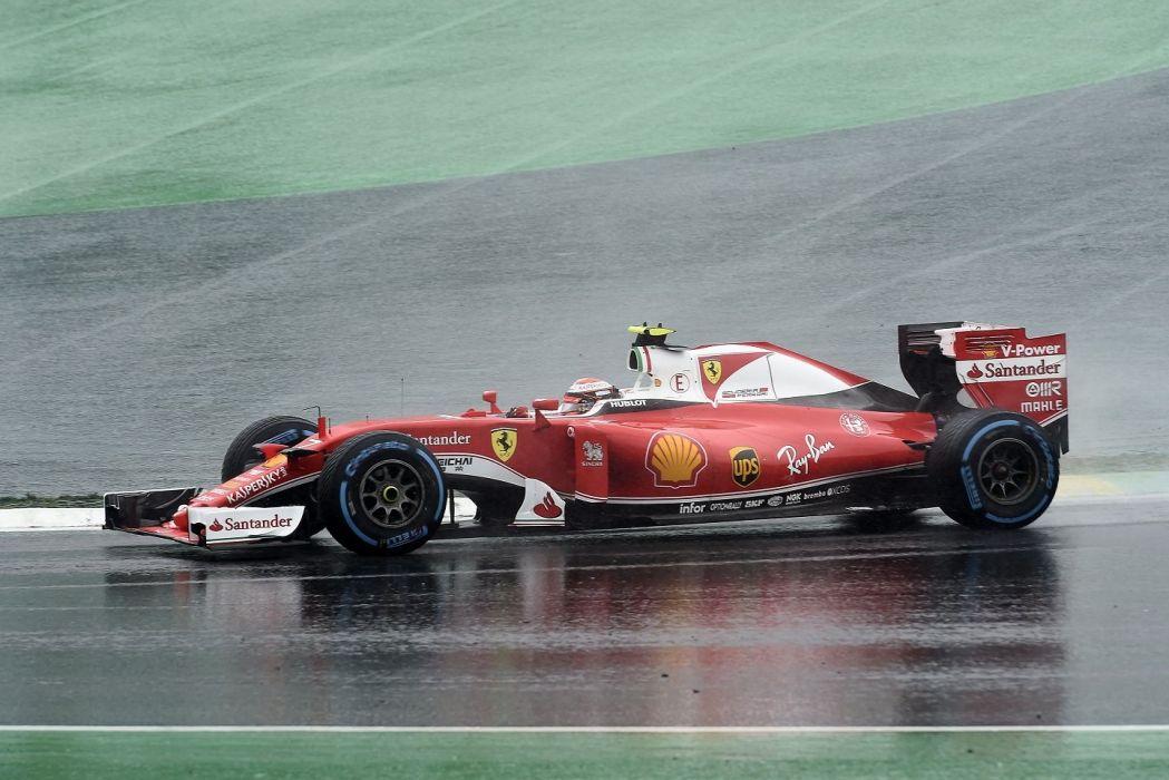 Kimi Raikkonen Ferrari Sf16 H Formula One 2016 Scuderia Team Cars Racecars Wallpaper 1440x961 1060146 Wallpaperup