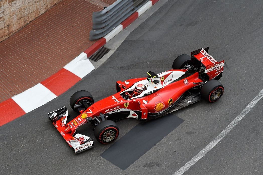 Kimi Raikkonen Ferrari SF16-H formula one 2016 scuderia team cars racecars wallpaper