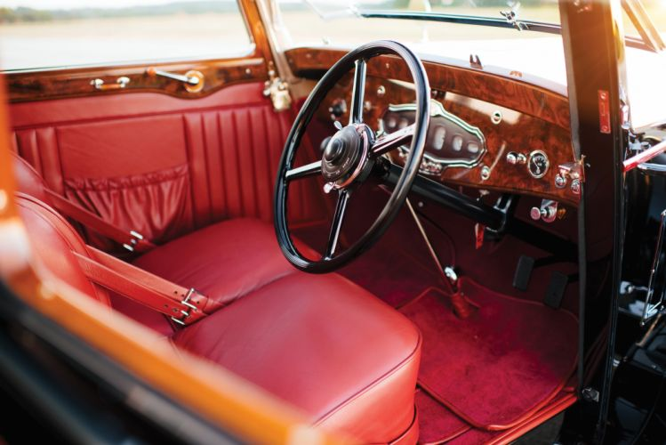 1930 Stutz Model (MA) Supercharged Coupe Lancefield cars retro 1930 wallpaper