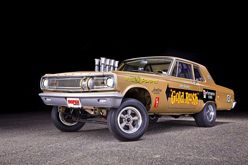 1965 dodge coronet funny cars wallpaper