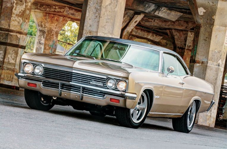 1966 chevrolet impala cars classic wallpaper