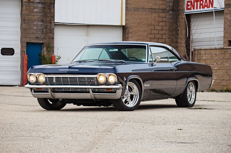 1965 chevrolet impala cars classic (ss) wallpaper