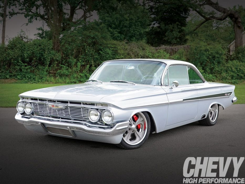 1961 chevrolet impala cars classic drag wallpaper