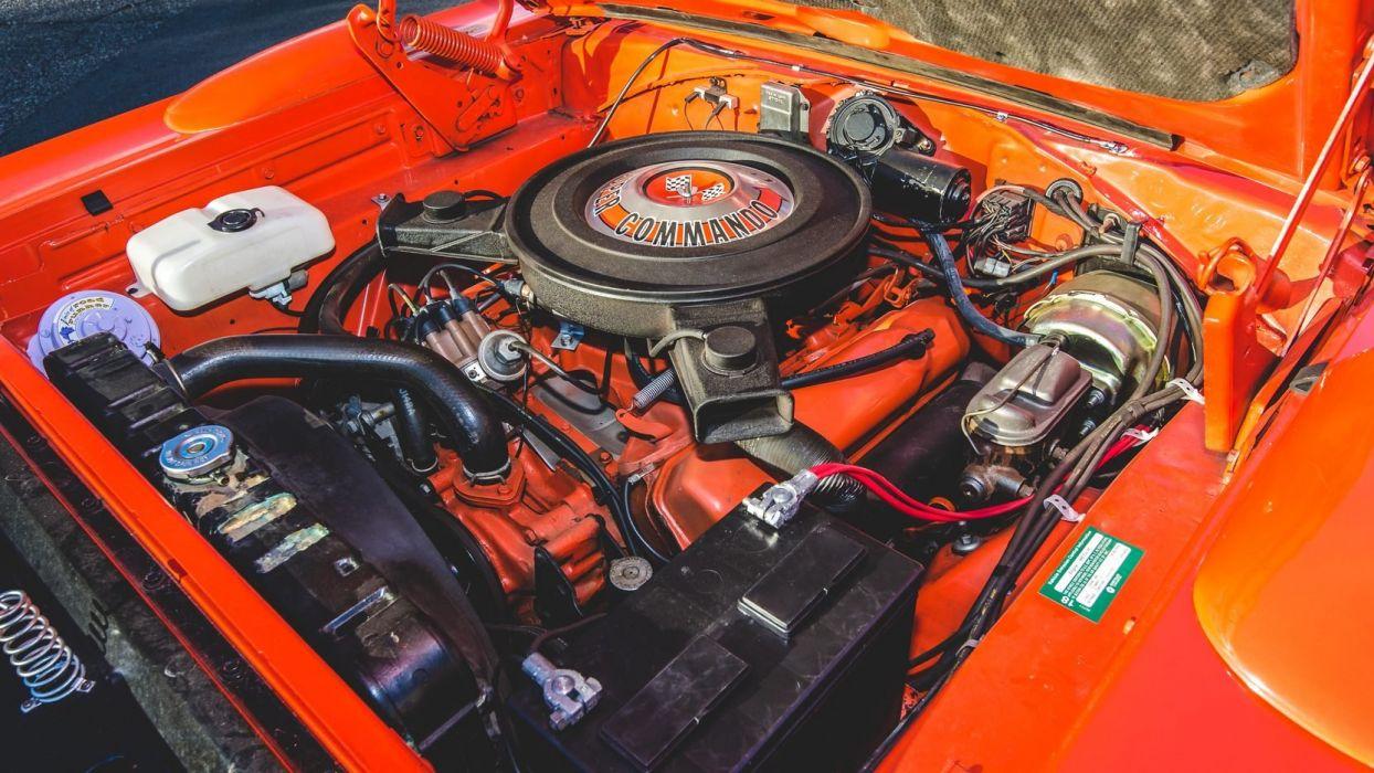 1970 PLYMOUTH SUPERBIRD 440 cars orange wallpaper