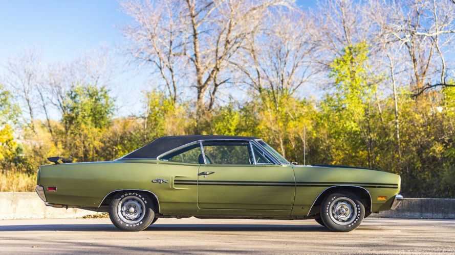1970 PLYMOUTH GTX 440 cars green wallpaper