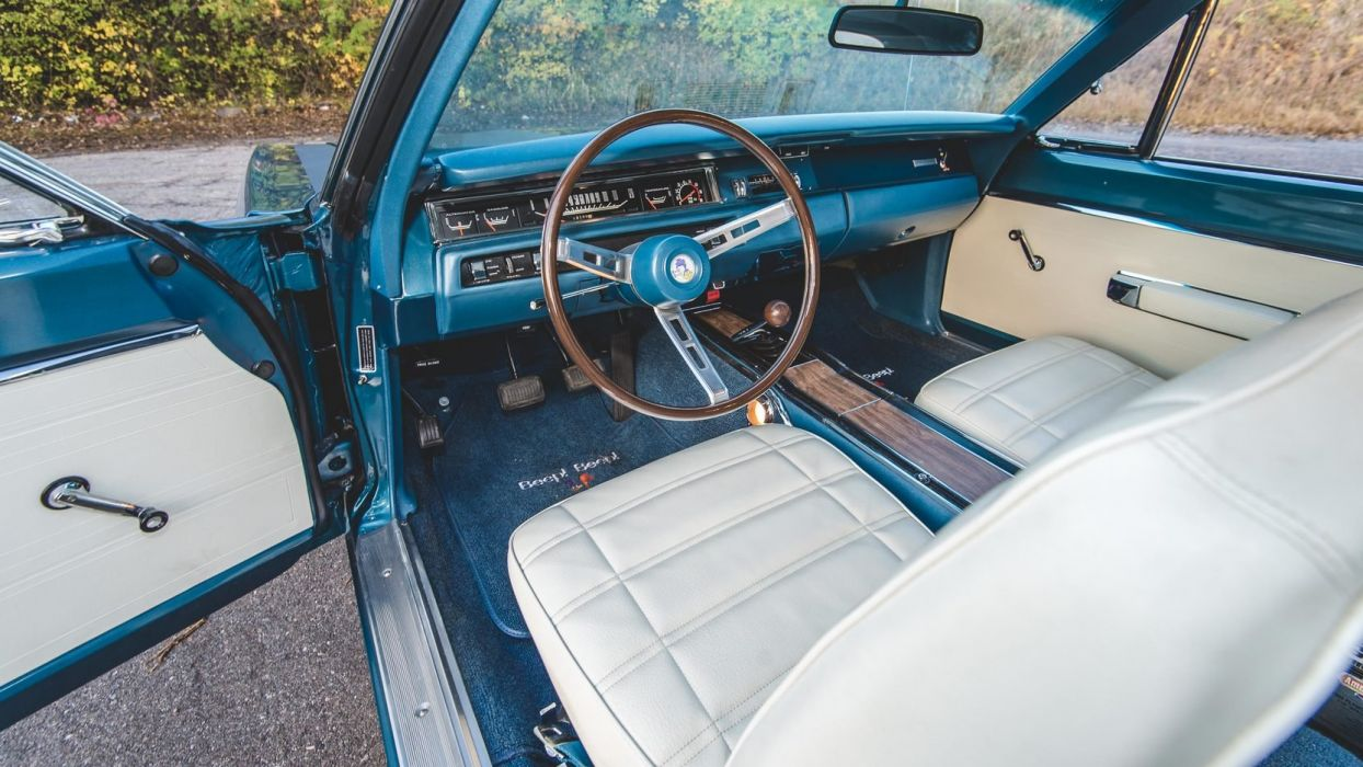 1969 PLYMOUTH HEMI ROAD RUNNER 426 cars blue wallpaper