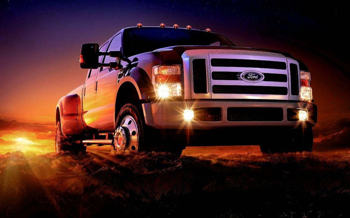 Ford Truck wallpaper