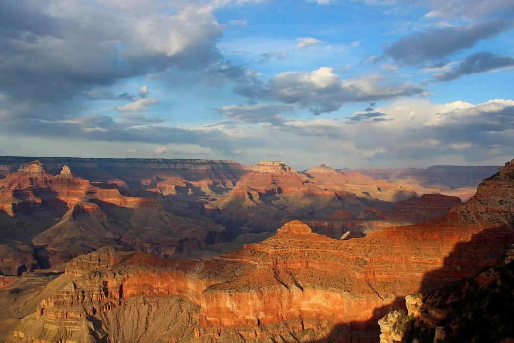 Grand Canyon Landscape Park Nature wallpaper