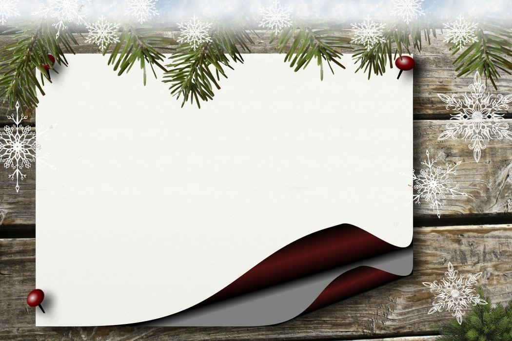Bulletin Board Holly Paper Background Christmas wallpaper