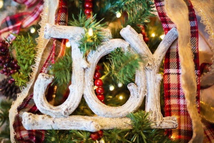 Joy Christmas Ornament Christmas Tree Holiday wallpaper