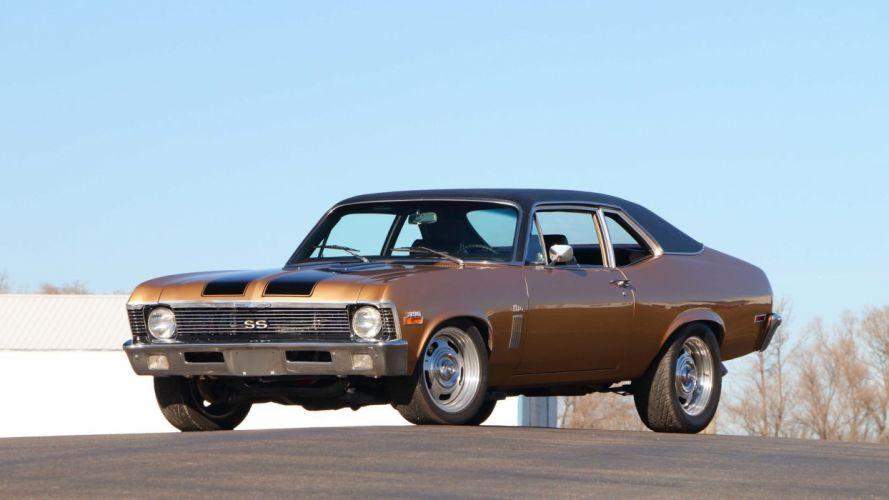 1970 Chevrolet Nova (SS) cars wallpaper
