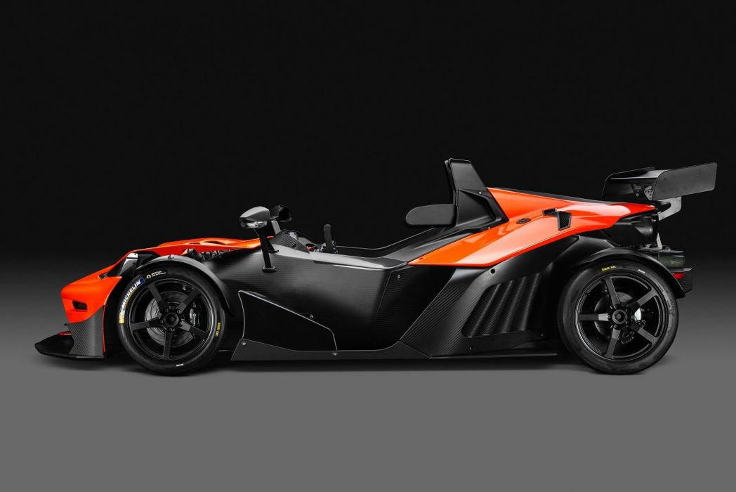 KTM X-Bow (RR) cars orange 2016 wallpaper