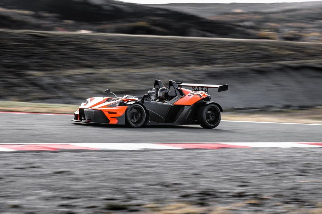 KTM X Bow RR Cars Orange 2016 Wallpaper