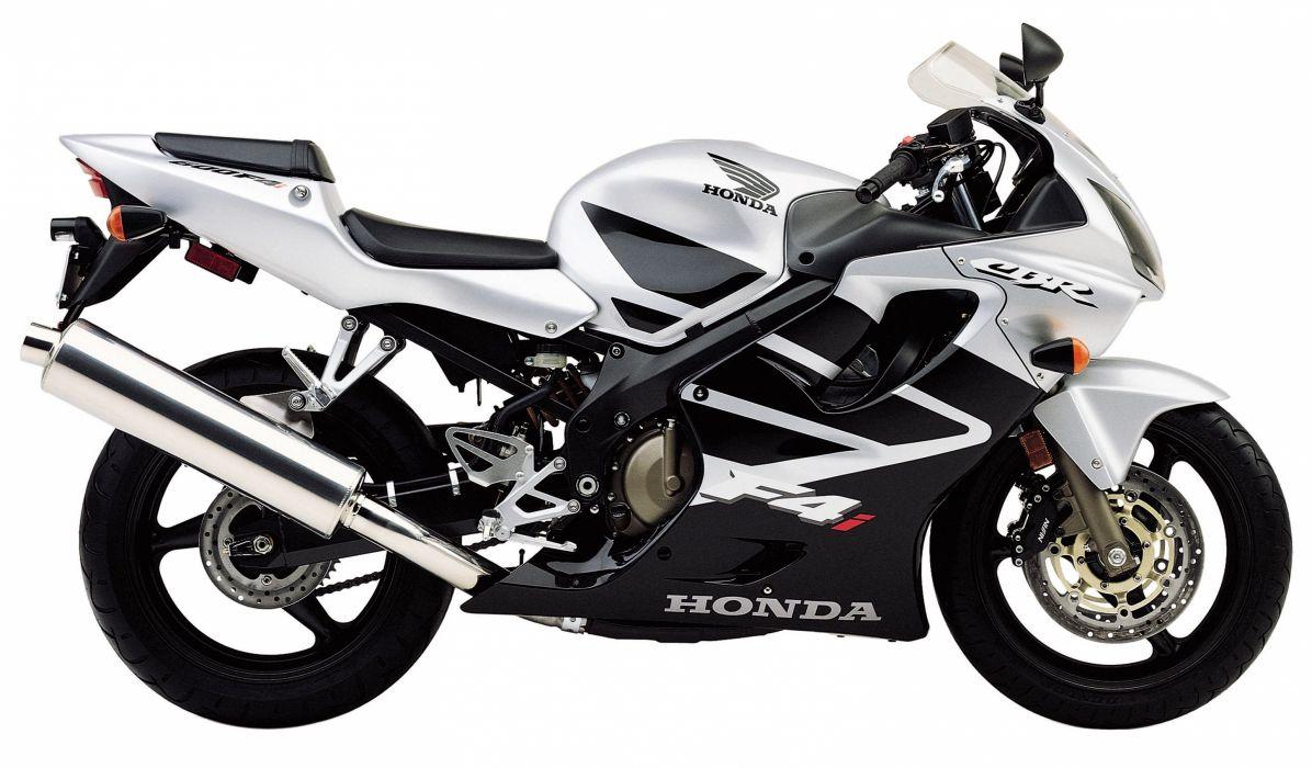 Honda CBR600F4i motorcycles 2001 wallpaper
