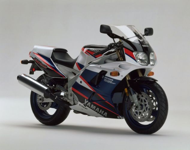Yamaha FZR 1000 motorcycles 1995 wallpaper