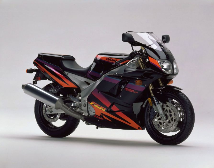 Yamaha FZR 1000 motorcycles 1994 wallpaper