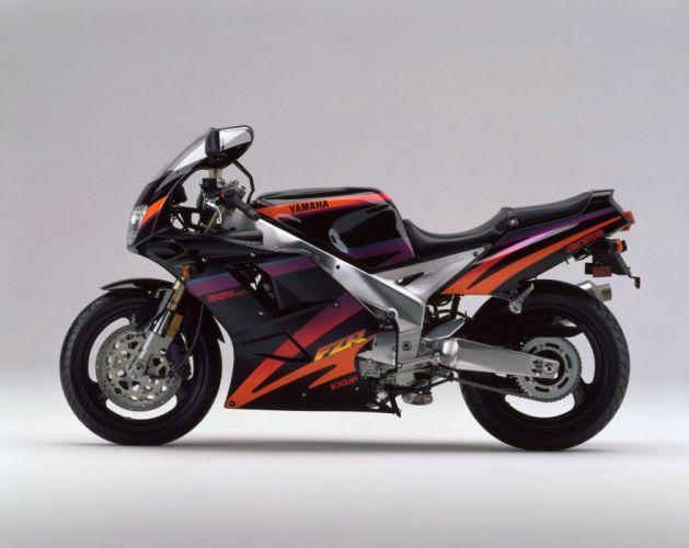 Yamaha FZR 1000 motorcycles 1994 wallpaper