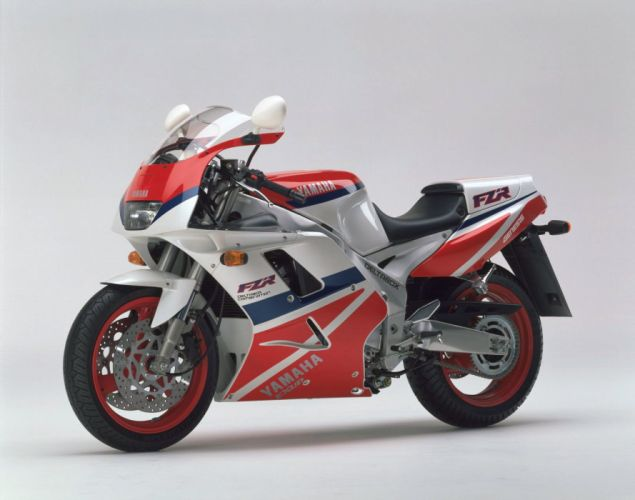 Yamaha FZR 1000 motorcycles 1993 wallpaper