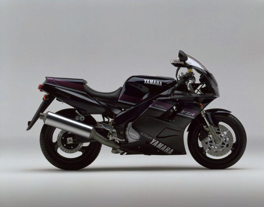 Yamaha FZR 1000 motorcycles 1992 wallpaper